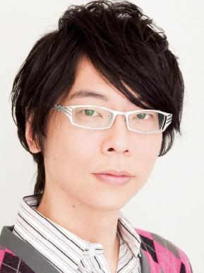 声優・間島敦司の宣材写真