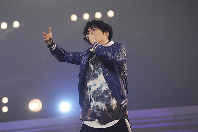 内田雄馬 1st LIVE TOUR 「OVER THE HORIZON ~&Over~」