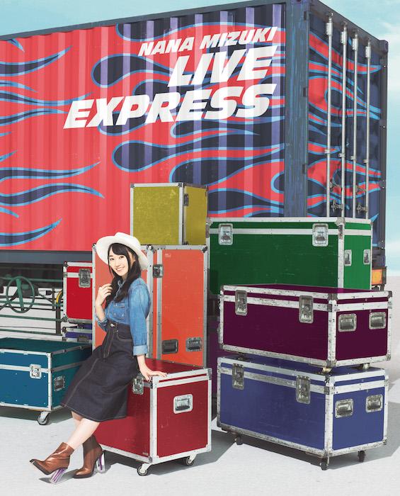 「NANA MIZUKI LIVE EXPRESS」