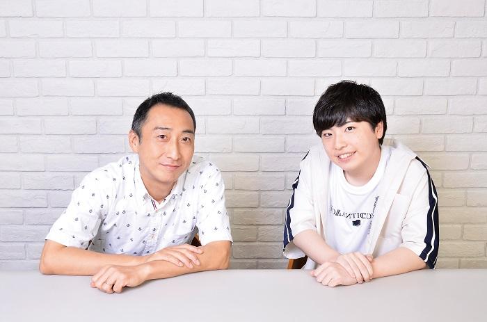 荻野晴朗先生&柳澤智也さん写真