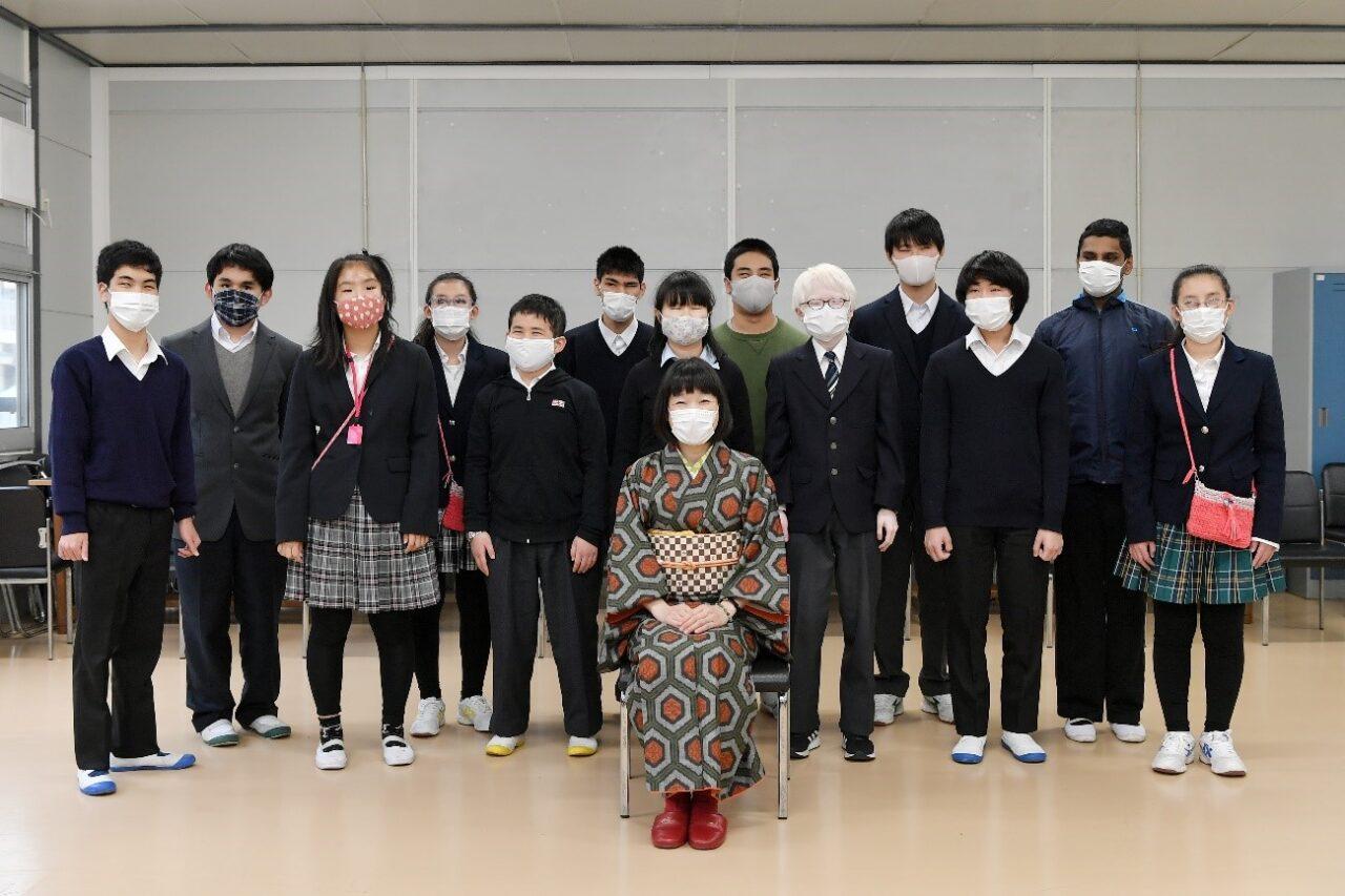 声の力プロジェクト水田わさび