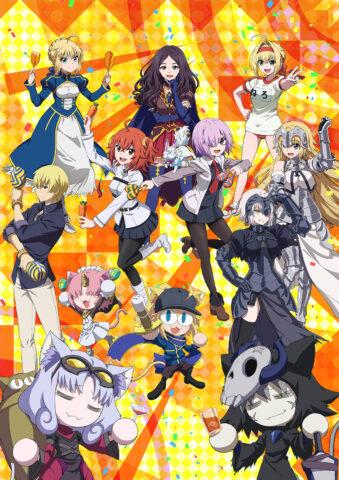 Fate/Grand Carnivalギルガメッシュキービジュ