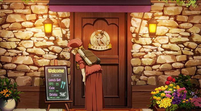 『異世界食堂』
