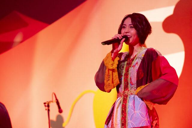 豊崎愛生 コンサート2021~Camel Back hall~seigura.com 独占カット