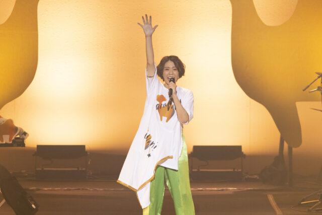 豊崎愛生 コンサート2021~Camel Back hall~